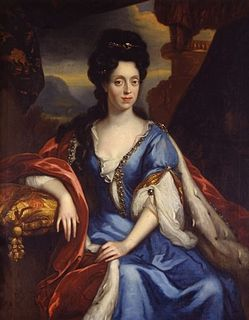 Wife of Johann Wilhelm Palatine Elector