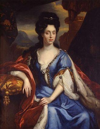 Anna Maria Luisa de' Medici - Image: Electres Anna Maria Luisa de' Medici