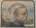 Emile Auguste Wéry Portrait de jeune bretonne.png