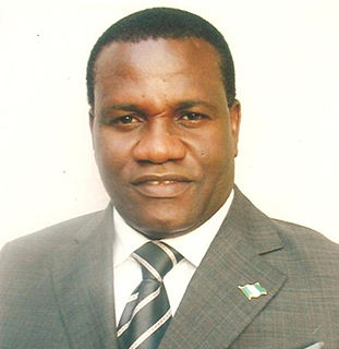 Ernest Afiesimama Nigerian Environment and Climate Scientist