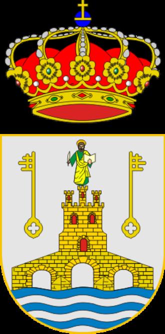 Alcalá de Guadaíra - Image: Escudo alcala guadaira