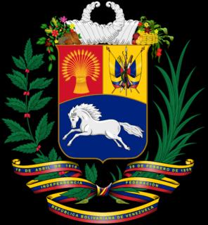 Coat of arms of Venezuela
