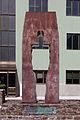 Escultura inaugurada tras a sinatura da Constitución de Andorra 153.jpg