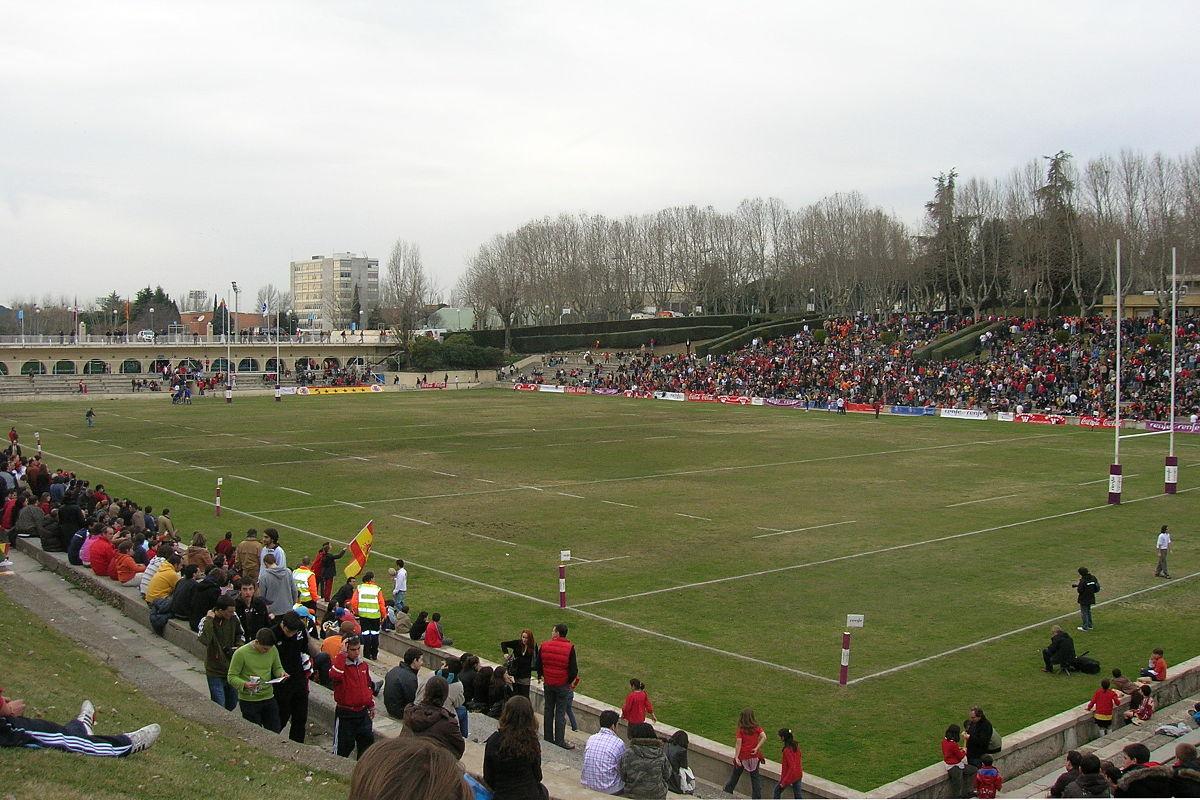 Nacional: Estadio Nacional Complutense