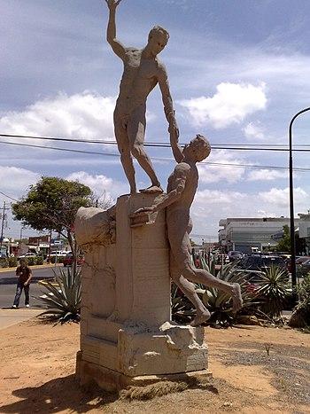 Estatua en BOD%2C Punto Fijo