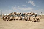Estonian soldiers bid farewell to coalition counterparts in Helmand province 140509-M-KC435-004.jpg