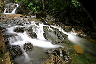 Narra, Palawan - Image: Estrella Falls