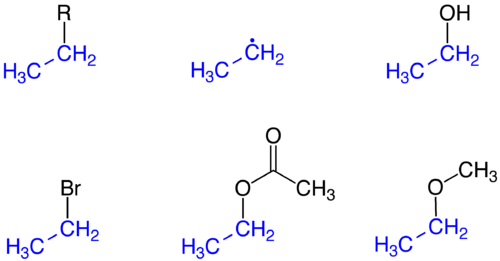 ethyl group wikipedia