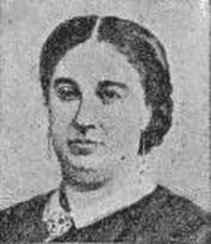 Eufrosyne Abrahamson - Eufrosyne Abrahamson