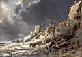 Eugene Isabey - Brittany Coast Scene, Saint-Malo.jpg