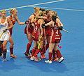 Eurohockey 2015 Final England v Netherlands (20408653083).jpg