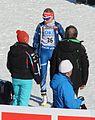 Eva Puskarčíková at Biathlon WC 2015 Nové Město 2.jpg