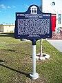 Everglades City FL Comm Church marker01.jpg