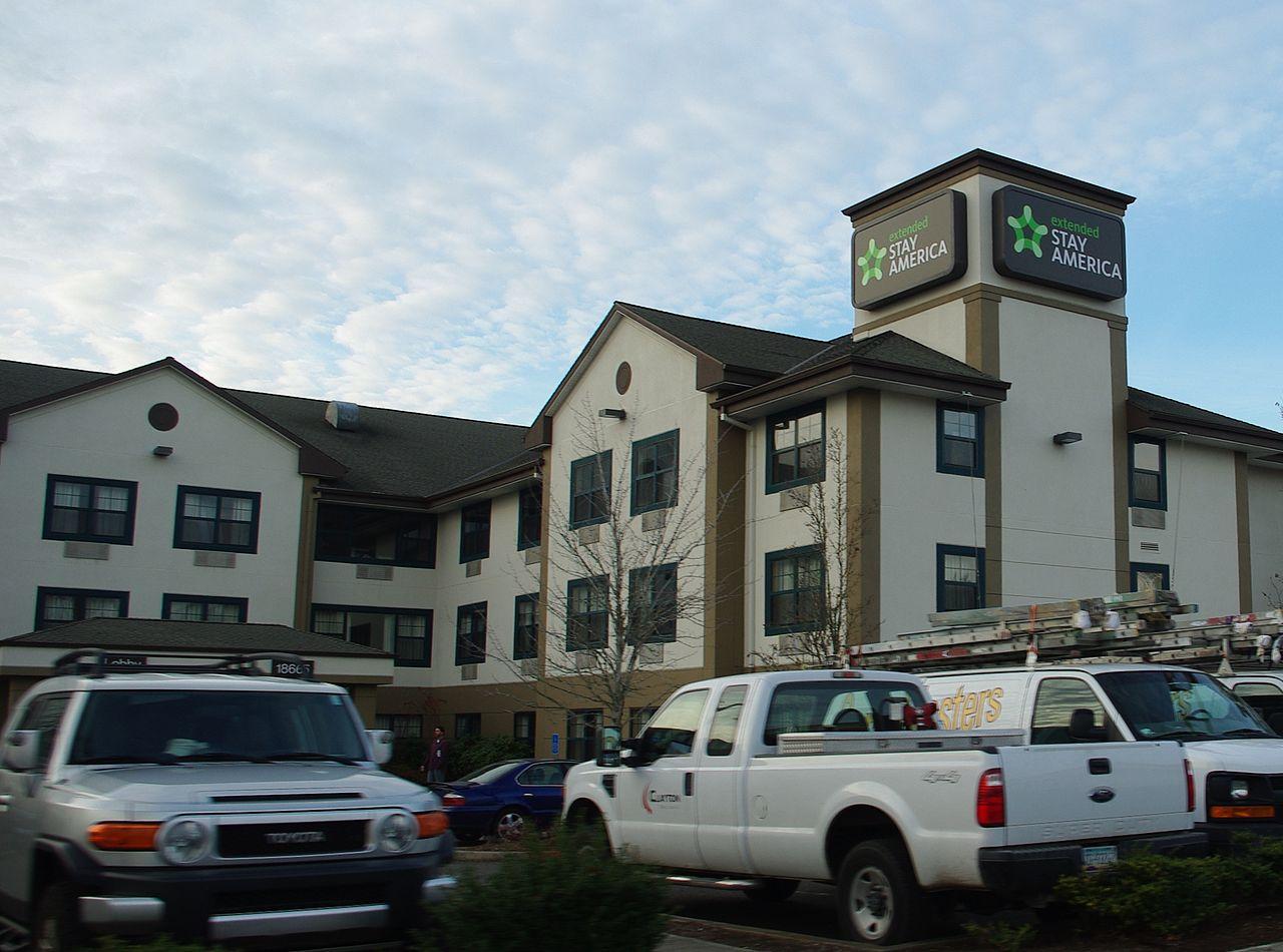 Extended Stay America Hotel Jacksonville Riverwalk