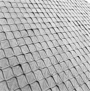 Roof shingle - Metal shingles on St, Johns Church, Tzum, Netherlands 20307447 - RCE