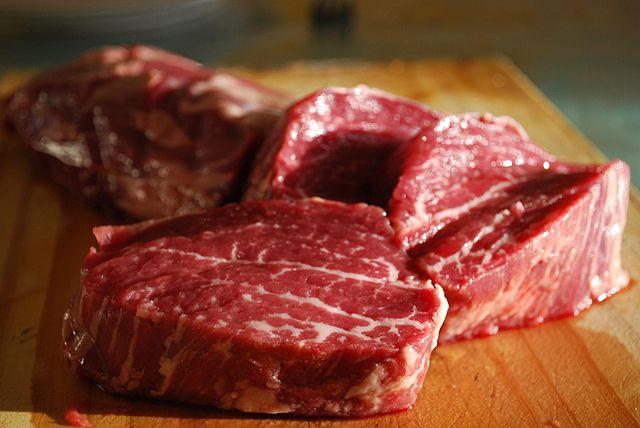 Мясо является очень доступным товаром для жителей Дании