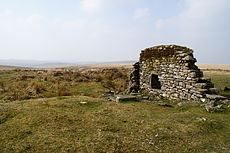 Eylesbarrow remains.JPG