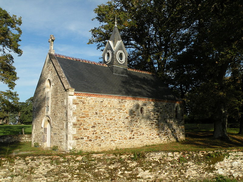 Chapelle Patis Saint-Joseph à Fégréac.