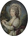 Füger - Maria Clementina of Austria (So-called portrait of Maria Carolina of Austria).jpg