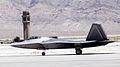 F-22 Raptor taxis, Nellis AFB - 070903-F-6911G-024.jpg
