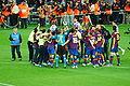 FC Barcelona celebra la Liga 2009-2010 2.jpg