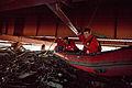 FEMA - 40690 - Valley Water Rescue member searches under a bridge in North Dakota.jpg