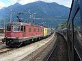 FFS Re 6-6 11652 Bellinzona S Paolo 140608.jpg