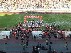2015–16 Serbian SuperLiga - Champions