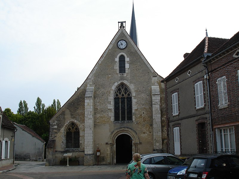 Église Saint-Germain de La Ferté-Loupière,  (Classé, 1911)