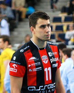 Fabian Drzyzga Polish volleyball player