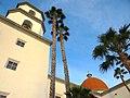 Facade of Mission - San Juan Capistrano - California - USA (6919718375).jpg