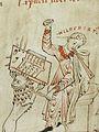 Facsimile De Civitate Dei, 1142-1150, exh. Benedictines NG Prague, 150900.jpg