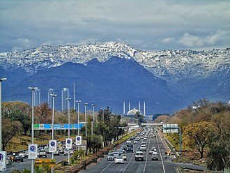 Islamabad - Islamabad's urban form was designed to be radically different from typical South Asian cities, and features spacious avenues in a forest-like setting.