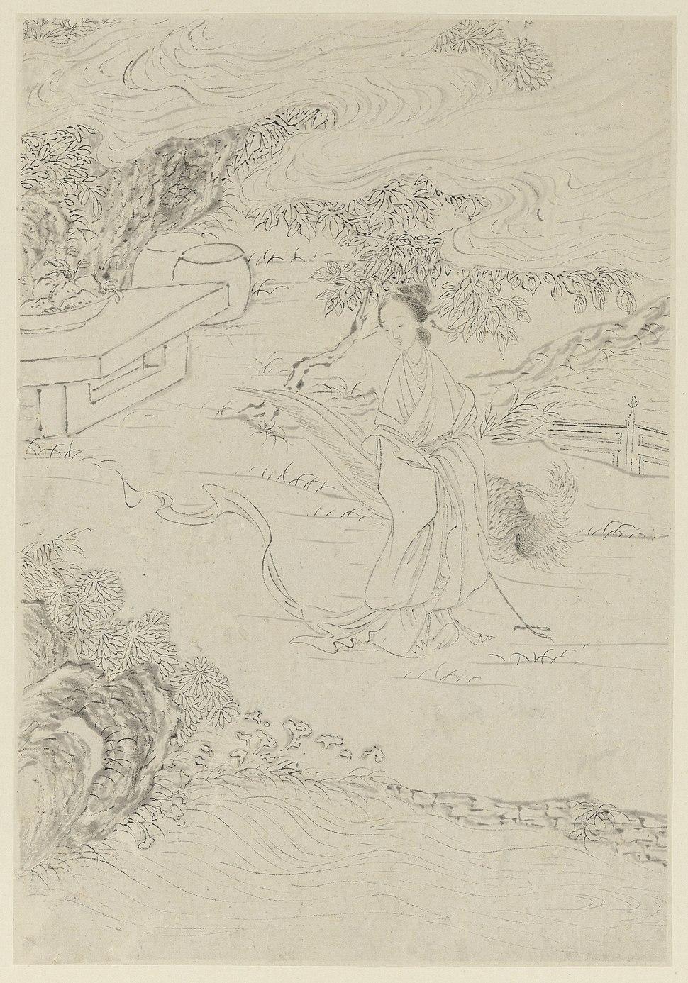 Famous Women, 1799 (D)
