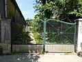 Farmer's House. Gate. - 33, Nagy Street, Bia, Hungary.jpg