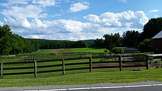 Beekman, New York - Farmland in Poughquag, on Gardner Hollow Road