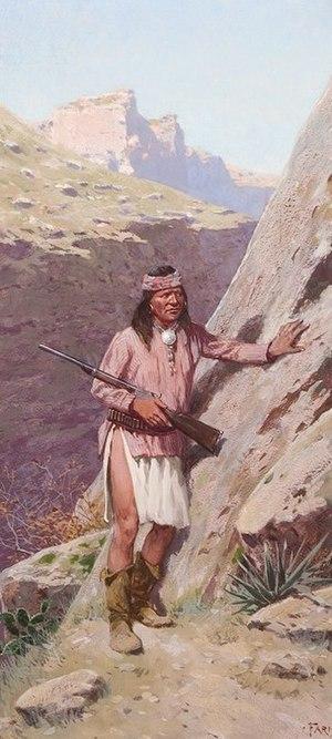 Battle of Carrizo Canyon - Image: Farny 45