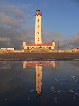 Lighthouse of la Serena - Faro de La Serena