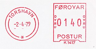 Faroe Islands stamp type B9.jpg