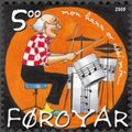 Faroe stamp 447 children's songs - omma min.jpg