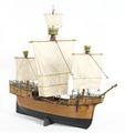 Fartygsmodell-Holk - Sjöhistoriska museet - S 3092.tif