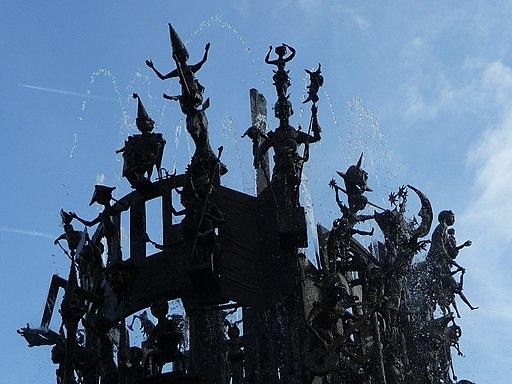 Fastnachtsbrunnen Mainz 03