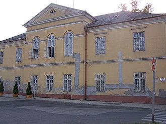 Aszód - The House of the Armed Forces Club (formerly the Casino)