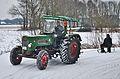 Fendt Farmer pulling sledge.JPG
