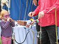 Festival of the Winds, LXXII - Little glass blower - Bondi Beach, 2013.jpg