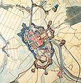 Festung Rastatt, Plan 1849.jpg