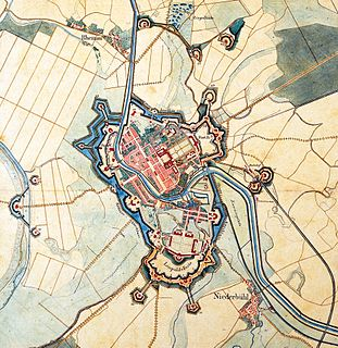 Rastatt Fortress fortress in Germany