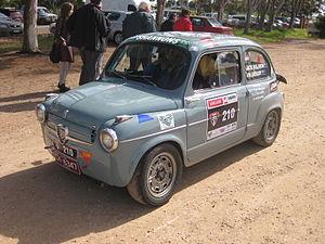 Abarth - Fiat Abarth 750