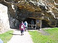 Fife Coastal Path tunnel route to Dysart Harbour - geograph.org.uk - 1720945.jpg