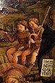Filippo lippi e collaboraori, natività coi ss. giorgio e vincenzo ferrer, 1465-67, da s. domenico a prato 06 pastori.jpg